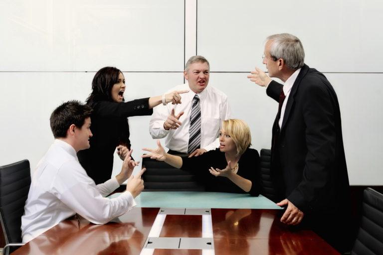 Konfliktmanagement Führungskräfte